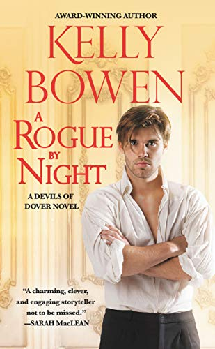 book cover of A Rogue by Night