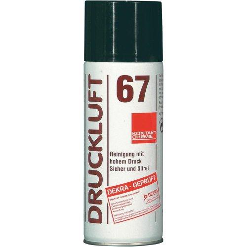 KONTAKT CHEMIE Druckluftreiniger DRUCKLUFT 67, 200 ml VE = 1