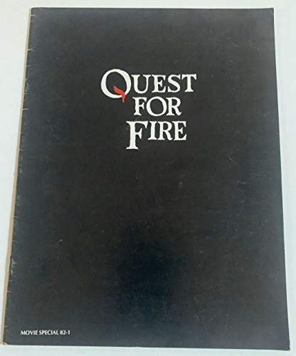 Quest for Fire (1981) original movie programNOT A DVD