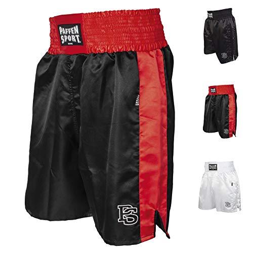 Paffen Sport Allround Boxerhose – schwarz/rot – Größe: M