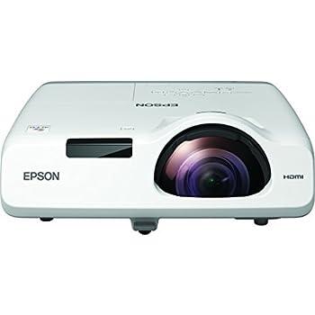 Epson EB-530 Video - Proyector (3LCD, XGA (1024x768), 16000:1, 4:3 ...