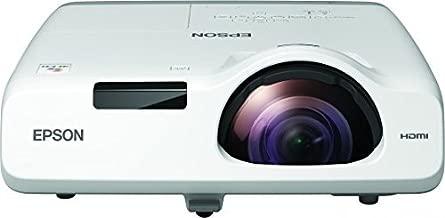 Epson EB-530 Video - Proyector (3LCD, XGA (1024x768), 16000:1, 4:3, 1270 - 2743,2 mm (50 - 108