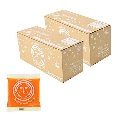 にんじんレモン冷凍ジュース 2箱  100cc×60パック 冷凍ジュース