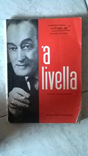 A' livella. Poesie napoletane