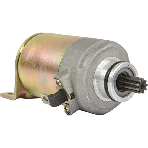 DB Electrical SCH0001 Starter Compatible With/Replacement For Honda CH150 Elite 1985-1987 /Aprilla 125 150 Scooter Leonardo 1996-2005/125 BMW 1999-2003/200 2001-2003/31200-KN7-405, 31200-KN7-671