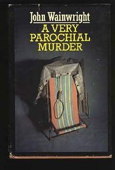 A Very Parochial Murder 031202309X Book Cover