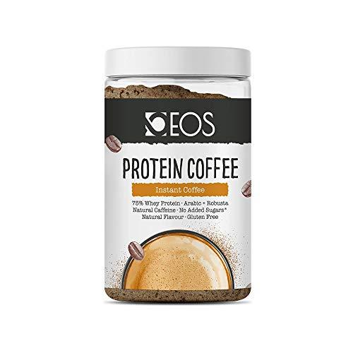 EOS - Café Proteico 150 g - Café con Proteína Whey sin azúcar añadido y sin gluten (1)