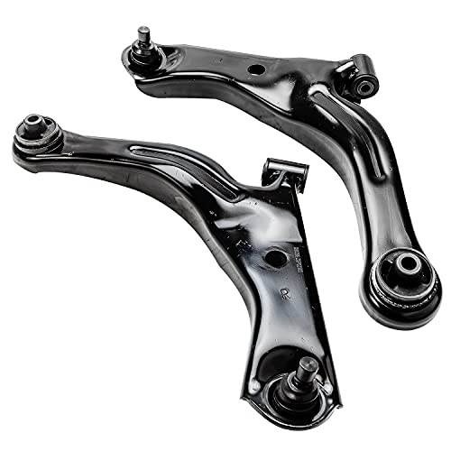 Detroit Axle - Front Lower Control Arm w/Ball Joints Assembly Replacement for...