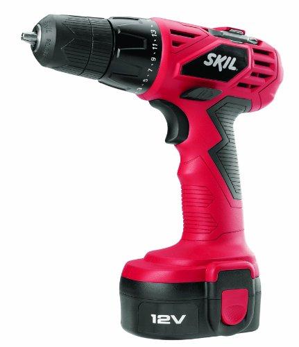 SKIL 2240-01 12-Volt 3/8-Inch Drill/Driver Kit