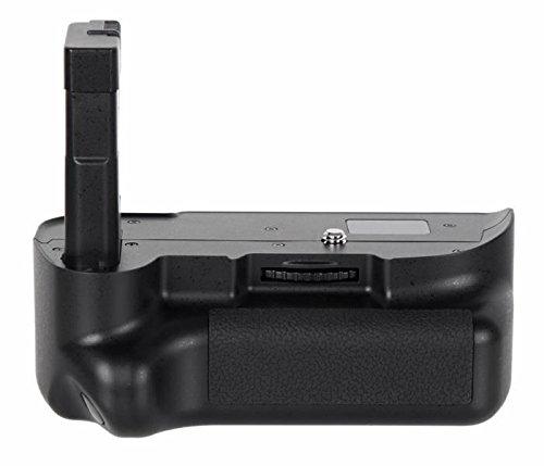 Impugnatura portabatteria per Nikon D5300con scatto verticale