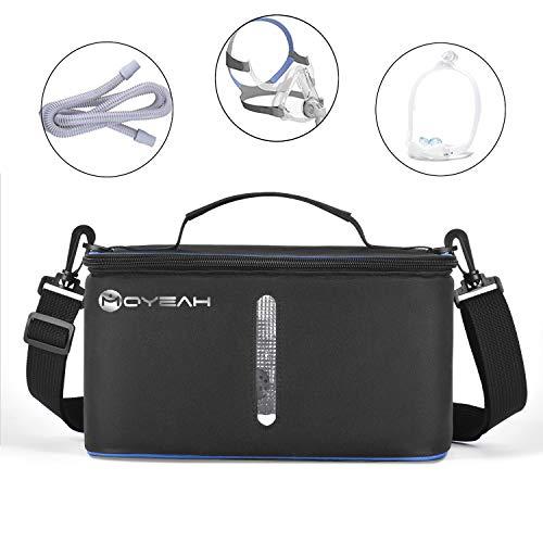 UVsterilisator Bag, CPAP Cleaner en Sanitizer Bag draagbare reizen, CPAP Mask en accessoires Cleaner