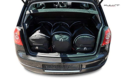KJUST - Taschen AUF Mass VW Golf Plus GT, V, 2003-2008 CAR FIT Bags