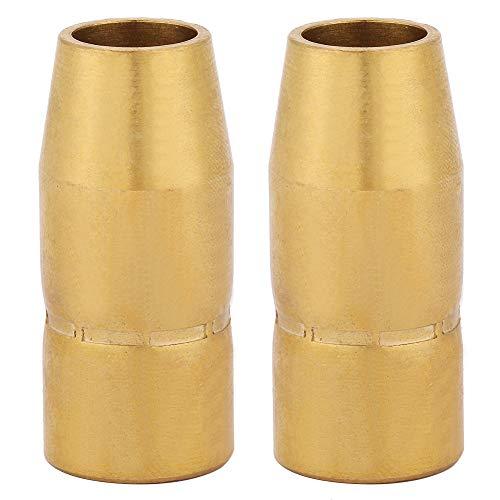 Boquillas de gas 169715, 169715 Aptas para Miller Brass para H-10 para Miller H-9A(2PCS)