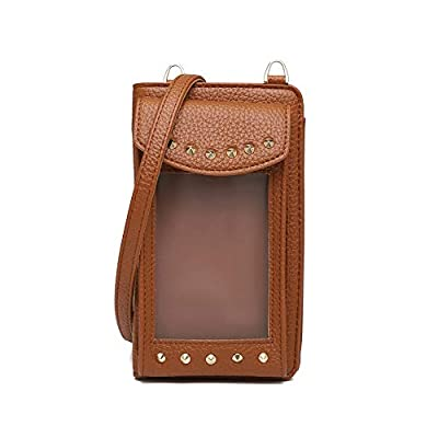 Small Crossbody Bag Cell Phone Purse Wallet Lightweight Crossbody Handbags for Women