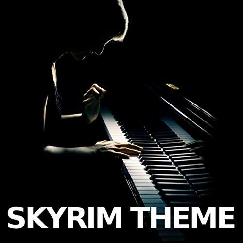 Skyrim Theme (Dragonborn) (Piano Version)