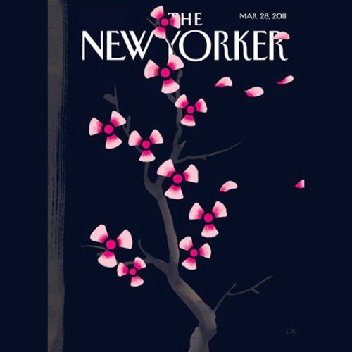 The New Yorker, March 28th 2011 (Evan Osnos, Lauren Collins, Ellis Weiner) audiobook cover art