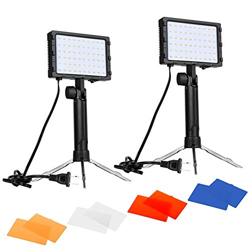EMART 60 LED Portable Photography Lighting Kit