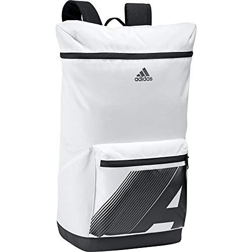 adidas Performance 4CMTE Graphic Rucksack weiß/schwarz, OS
