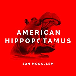 American Hippopotamus audiobook cover art