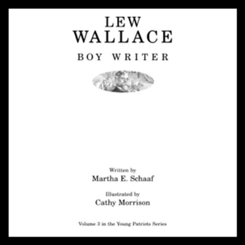 Lew Wallace audiobook cover art