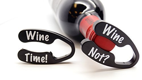 VinoPlease 2-Piece Wine Foil Cutters with Box
