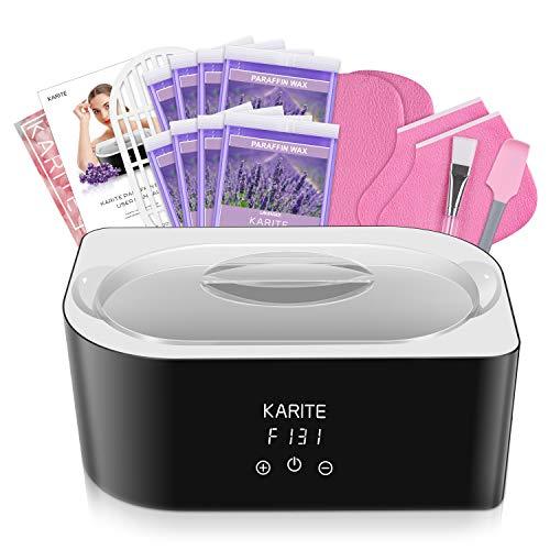 Paraffin Wax Machine for Hand and Feet - Karite...