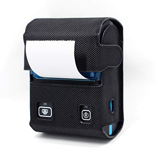 LUOXU Impresora térmica, USB de 80 mm con Cortador automático, dirección IP configurada automáticamente