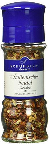 Schuhbeck Schuhbecks Gewürzmühle italienische Nudel, 1er Pack (1 x 36 g)