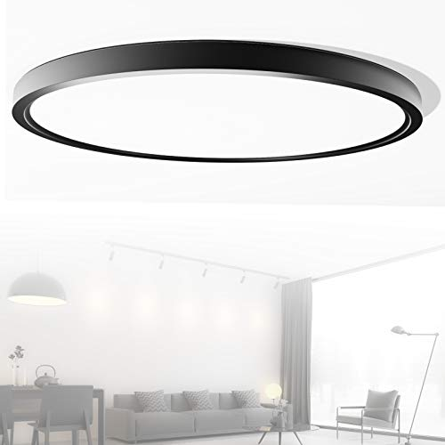 HELPLEX Slim Flush Mount LED Ceiling Light