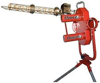 Trend Sports Deuce 2 Wheel Pitching Machine with BONUS Ball Feeder