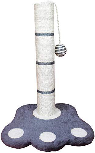 Keraiz - Poste de rasguños para gatos, centro de actividad, escalada, juguete de juego, rascador de sisal
