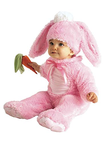 Rubies Costume Co Pink Bunny pour Enfant Taille 12-18 m