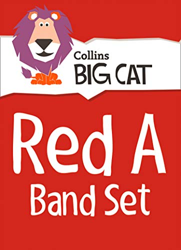 Red A Band Set: Band 02a/Red a