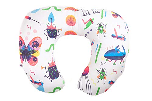 SleepAA Coussin d'Allaitement Multifonction (BUGS PARTY)