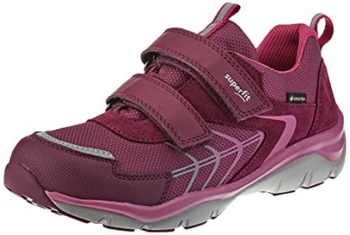 Superfit Sport5 Gore-Tex Sneaker, ROT/ROSA 5010, 33 EU