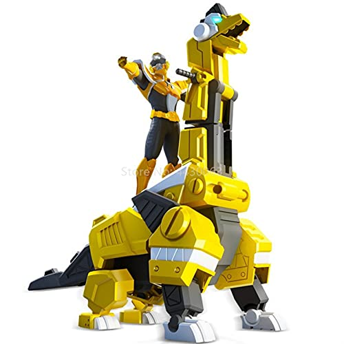 YSJJEFB Action figures Newest Mini Force Toys Action Figures MiniForce X Simulation Animal Dinosaur Deformation Mini Agent Toy (Color : No Box 8603)