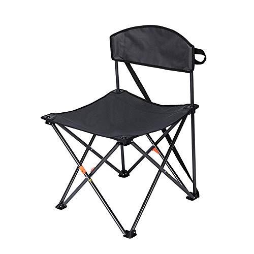 Amosiwallart Silla de Camping Plegable con Brazo Duro y portavasos y se Utiliza para Actividades al Aire Libre, Pesca, Festivales, Picnic