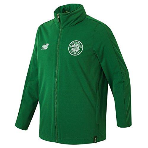 New Balance Celtic FC Junior Precision Rain Jacket 2018/19