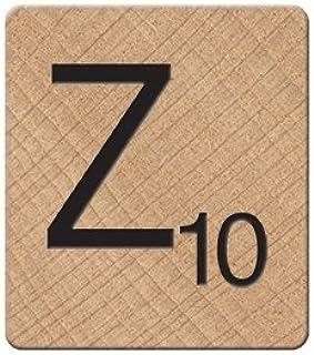 Scrabble Z imán, Color Blanco: Amazon.es: Hogar