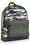 CityComfort Cartable Garcon CP, Sac A Dos Gamer Camouflage Et Jeux Video pour Grande Section Maternelle, Ecole Primaire Ou...