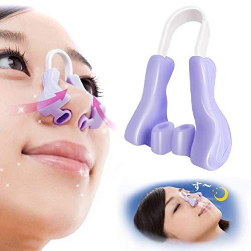 Hosuho Pince-nez en plastique naturel - Outil de beauté