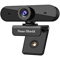 Trobing 1080P USB Webcam with Stereo Microphone