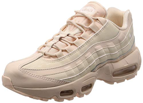Nike Women's WMNS AIR MAX 95 LX Multisport Indoor Shoes, Multicoloured Guava Ice Guava Ice Guava Ice Guava Ice 800, 3.5 UK