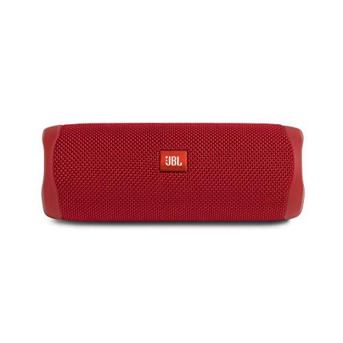 Enceinte nomade Bluetooth JBL Flip 5 (Rouge)
