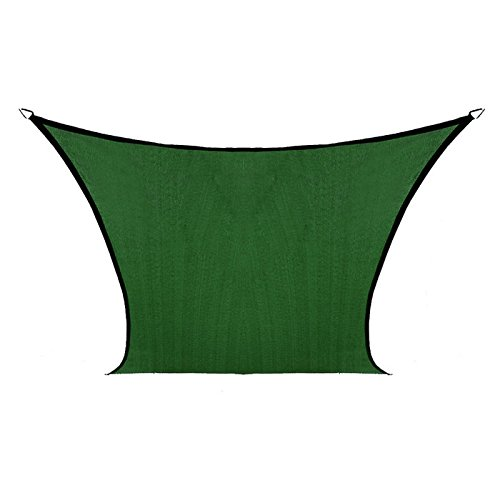Coolaroo Coolhaven Shade Sail Square 12ft Saphire