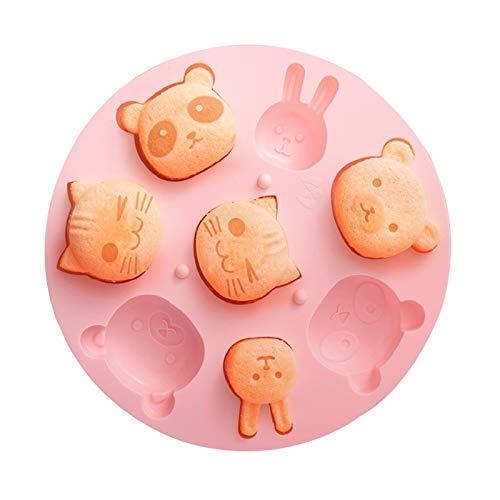 Backform Für Babynahrungsform Aus Silikon Kuchen Muffincups Schokolade Seife Kuchenform Backen Nonstick Silikon Ei Ring Pfannkuchen Form