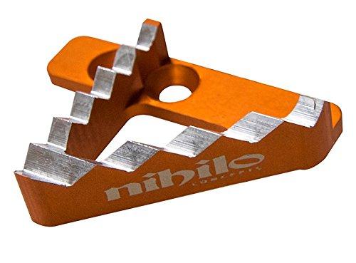 Nihilo Concepts NCSG50-O Orange Front Sprocket Saver Guard