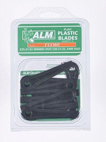 "Flymo XE250 25cm Metal Blade 10/"""