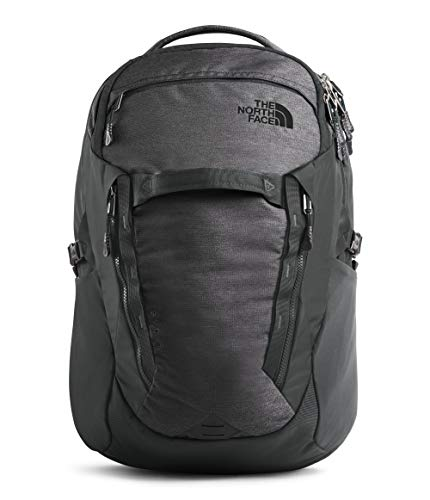The North Face Surge Backpack, TNF Dark Grey Heather/Asphalt Grey, One Size