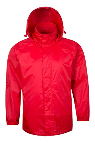 Mountain Warehouse Parallel Pakka Jacket Rosso XX-Large